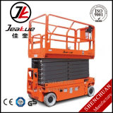 Full Electric Scissor Type Self-Propelled Aerial Work Lift Platform
