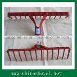 Agricultural Tool Types of Steel Agricultural Hand Tool Rake Head
