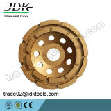 Jdk Diamond Grinding/Abrasive/Polishing Cup Wheel for Granite and Marble Tools