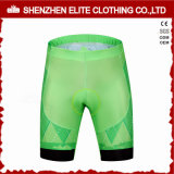 Custom Made High Quality Fashionable Sublimation Cycling Pants Green (ELTCSI-13)