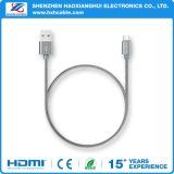 Aluminum Shell Nylon Fast Charging Micro/for iPhone Sync Cable