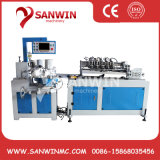 Multi-Knife System Online Cutting Paper Straw Winding Machine