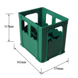 12 Bottles Plastic Beer Crate, Beer Box High Quality Plastic