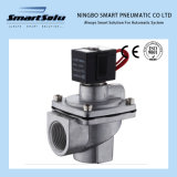 Thread Right-Angle Solenoid Pulse Valve