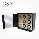Black Piano Luxury Automatic Wood Watch Winder