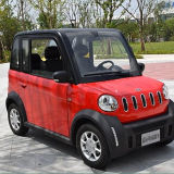 More Options 4 Seater Electric Mini Car Large Space