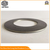 Metal Graphite Spiral Wound Gasket; Quality Assurance Graphite Spiral Wound Gasket with Inner Ring and Outer High Quality