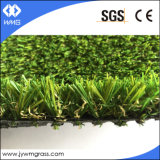 20-50mm Customized PE Fibrillated Artificial Turf Grass Yarn for Home Garden