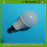 7W LED Bulb with B22 Base, Ce, RoHS, FCC Certificates