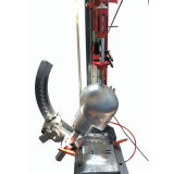 Helmet Impact Test Uniaxial Impact Machine with Tri-Directional Accelerometer