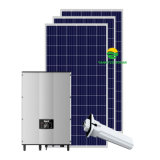 Yangtze 50kw on Grid 12V DC Solar Home System with 500ah Battery Backup Power Supply