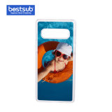 Sublimation Samsung S10 Mobile Phone Cover W/O Insert (Plastic, Clear)