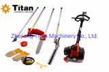 51.7cc 2 Stroke Lawn Mower Chainsaw Brush Cutter with EU, GS