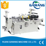 Factory Supply Automatic Feeding Sheet to Sheet Printed Paper Label Die Cutting Machine with Slitter