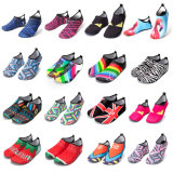 Outdoor Beach Shoes Barefoot Skin-Tight Wading Shoes for Men and Women Outdoor Diving Shoes Sand Snorkeling Soft Shoes