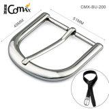 High Grade Zinc Alloy Custom Metal Pin Buckle Belt