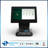 Cheap Restaurant Wireless WiFi Bluetooth Touch Screen NFC All in One Retail POS Systems with Printer (HM55)