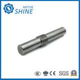 CNC Machining Self Reversing Screw Shaft Titanium Aluminum Stainless Steel Metal Brass Shaft Motor Thread Shaft Price