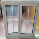 Aluminium Window Frame and Glass Design Cheap Sliding Window with 4 Panels