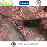 100% Polyester New Cationic Jacquard Suit Jacket Lining Fabric