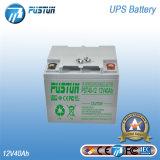 Pustun Long Life AGM VRLA SLA Mf Storage Battery 12V40ah High Performance