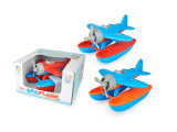 Plastic Vehicle Toys Seaplane Friction Toy (H10293021)
