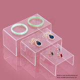 2019 Acrylic Jewelry Display Stand Countertop Royal Luxury Customized Design