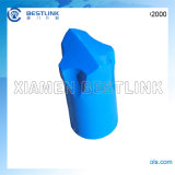 Tungsten Carbide Taper Drill Chisel Bit for Quarrying
