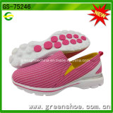 Fashion Cheap Lady Walking Shoes Sport Casual Shoes