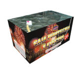 Professional Fireworks and Consumer Fireworks, Such as Display Shells