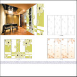 Grade E1 Sliding Door Wardrobe Closet Furniture (ZH5057)