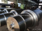 Forged Roller Cold Work Roll Back up Roll Work Roll Bur Wr