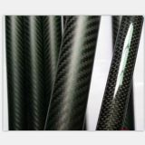 Composite 3k Plain Woven Glossy Carbon Fiber Pipe