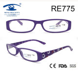 Two Sided Diffrnt Pattern Women Reading Glasses (RE775)