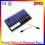 High Quality Ce Approve Dental Sintered Diamond Burs with Nice Price
