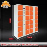 Supermarket Use Electric Storage Metal Locker
