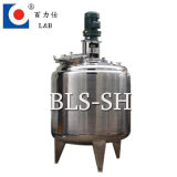 Stainless Steel two-layer mixing tank