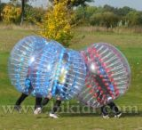 CE High Quality Human Inflatable Bumper Ball, Human Sized Soccer Bubble