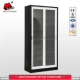 Black and White Color Office Use Metal Storage Cupboard for File
