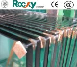 8mm 10mm 12mm 15mm19mm Clear/Bronze/Blue/Green/Grey/Tinted Bathroom Tempered/Toughened Glass for Window and Door Partition