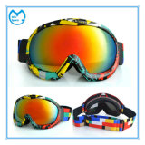 High Density Foam Wrapped Around Skiing Accessories Goggles Over Glasses
