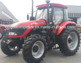 China Best Price Big Chassis 130HP 4WD Farm Tractor Hot Selling in Africa