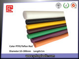 Extruded Pure PTFE Rod for Gasket with Different Colors
