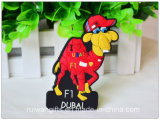 Wholesale Dubai PVC Fridge Magnet (FM209)