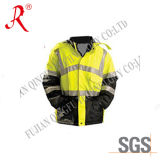 Professional Designed High Vis Safety Jacket/ Workwear (QF-523)