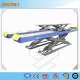 Height Quality in-Ground Double Level Scissor Lift