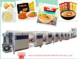 Fried Round Instant Noodle Production Line/ Fried Instant Noodles Making Equipment
