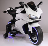 New Design Kids Electric Motorcycle with Lighted Wheels