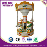 Wholesale Indoor 3players Mini Carousel Amusement Equipment for Kids