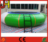 6m Diameter Inflatable Water Jumping Trampoline for Water Games